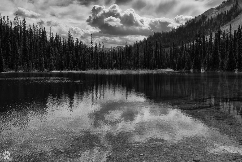 Yoho Lake, Yoho National Park. British Columbia, Canada.